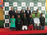 کسب سه نشان طلا، نقره و برنز نمایندگان ایران در تنیس سطح ۲ آسیا در تایلند