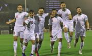 پیروزی پرگل تیم فوتبال امید برابر کویت