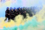 عکس روز | آموزش زنان پلیس افغانستان