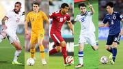 دژاگه در بین برترین هافبکهای دور گروهی جام ملتها