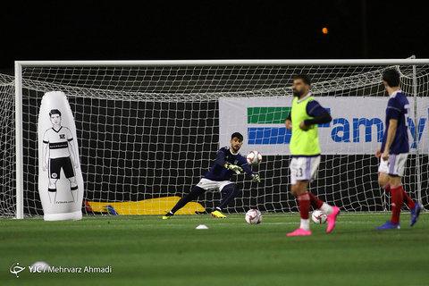 آخرین تمرین تیم ملی فوتبال ایران پیش از بازی مقابل عمان
