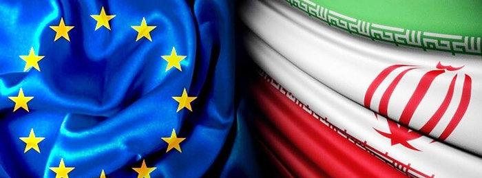 ايران و اتحاديه اروپا