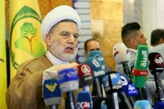 عراق زیربار فشار آمریکا برای تضعیف الحشد الشعبی نمیرود