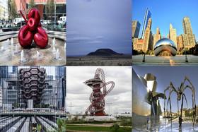 با گرانترین آثار هنر عمومی در جهان آشنا شوید