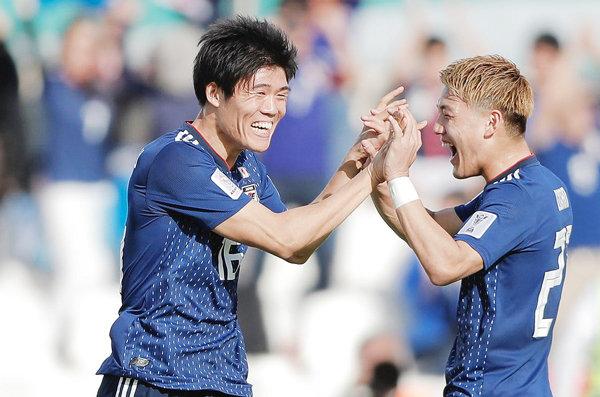 ژاپن فوتبال