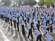 آلودگی هوا، زنگ ورزش مدارس تهران را تعطیل کرد