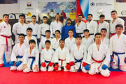 تیم کاراته نونهالان ایران قهرمان رقابتهای بینالمللی آذربایجان شد