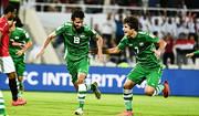 بازیکنان تیم ملی عراق گذرنامه سیاسی میگیرند
