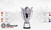 برنامه مرحله یک چهارم نهایی جام ملتها
