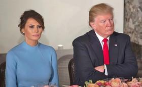 دو نامزدی تمشک طلا برای آقا و خانم ترامپ | رقابت با بدترینهای سینما
