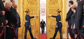 کاهش محبوبیت پوتین در روسیه