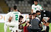 خبر بد برای استقلال؛ طارق همام مصدوم شد