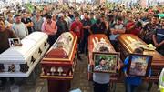 رکورد جدید آدمکشی در مکزیک