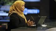 مرضیه هاشمی از زندان آمریکا آزاد شد