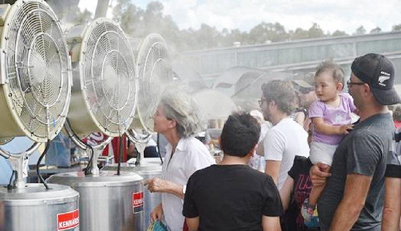 استراليا گرما