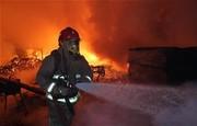 آماده باش ۵ هزار آتش نشان در تهران