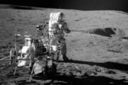 کشف سنگ ۴ میلیارد ساله زمینی در ماه