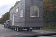این خانه ۱۵ هزار دلاری قابل حمل است