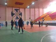 خوزستان قهرمان والیبال بانوان کارگر کشور شد