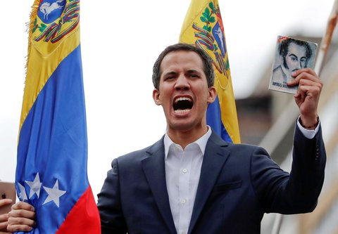 ونزوئلا | روزهای ناآرام - خوان گوایدو