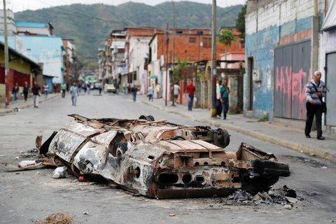 ونزوئلا | روزهای ناآرام