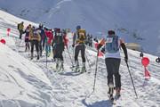 نتایج مسابقات کوهنوردی با اسکی جام فجر