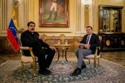 واکنش مادورو به بیانیه اتحادیه اروپا | هیچ کس نمیتواند به ما اولتیماتوم دهد