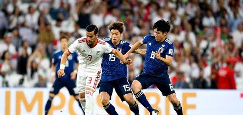 پایان تلخ | مرور تصویری دیدار ایران - ژاپن