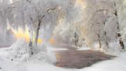 رکورد سردترین دمای زمستانی اروپا در فنلاند