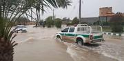 وضعیت رُفیع خوزستان بعد از باران و سیل
