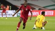معز علی به رکورد دایی در جام ملتهای آسیا رسید