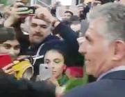 ببینید | کیروش: متشکرم ایران
