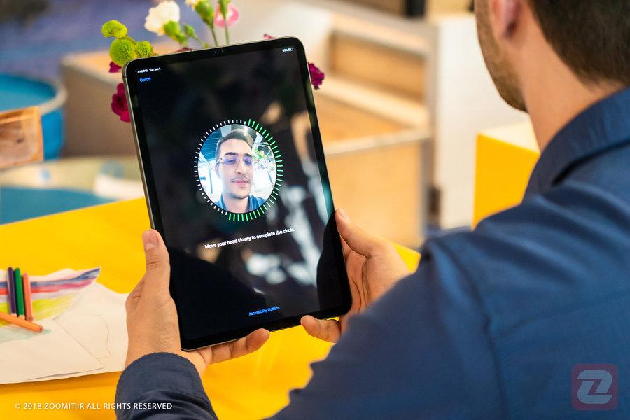 آیپد پرو 11 2018 اپل / Apple iPad Pro 11 2018