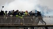 جلیقه زردها | وزیر کشور فرانسه قانون ضدخرابکاری به پارلمان برد