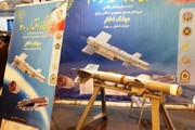 جدیدترین سلاح پهپادی ایران به نمایش درآمد