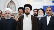 سید حسن خمینی: نباید دولت را تنها گذاشت