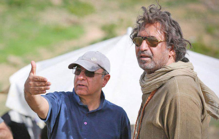 حميد فرخ نژاد و محمدرضا هنرمند در سمفوني نهم