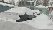 سرمای قطبی آمریکا را فرا گرفت