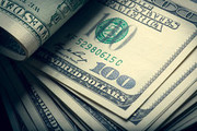 ثبت سومین افت متوالی دلار