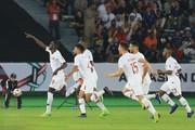عکس | پیروزی قطریها در جام ملتهای آسیا