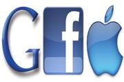 جنگ جهانی اپل با گوگل و فیس بوک