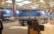 وزارت دفاع موشک کروز برد بلند زمینی هویزه را رونمایی کرد