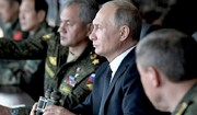 روسیه پیمان منع موشکهای هستهای میانبرد و کوتاهبرد را تعلیق کرد