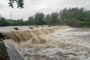 آبگرفتگی ۶۲۰۰ واحد مسکونی در جریان سیلاب مازندران