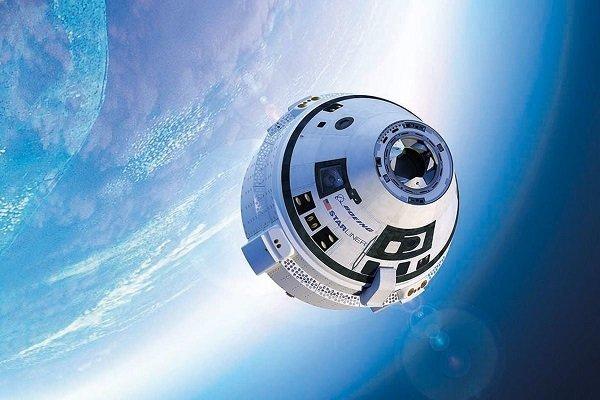 پرواز آزمایشی تاکسی فضایی شرکت بوئینگ