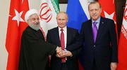 نشست سران ایران، روسیه و ترکیه ۲۵ بهمن ماه برگزار میشود