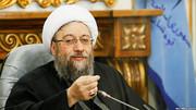 آملی لاریجانی: زندانی سیاسی نداریم | ایران شروط تحقیرآمیز اروپا را نخواهد پذیرفت