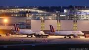اعتصاب کارکنان فرودگاه هامبورگ