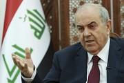علاوی: سخنان ترامپ دخالت آشکار در امور داخلی عراق است