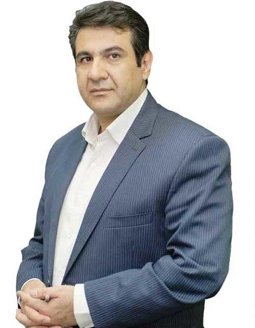 محمدعلی بهرامی شهردار ناحیه 5 منطقه 16